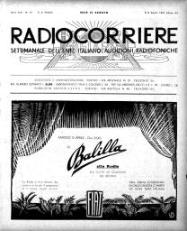 Anno 1932 Fascicolo n. 15