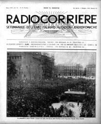 Anno 1932 Fascicolo n. 18