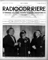 Anno 1932 Fascicolo n. 19