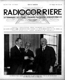 Anno 1932 Fascicolo n. 20