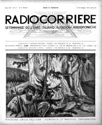 Anno 1932 Fascicolo n. 21