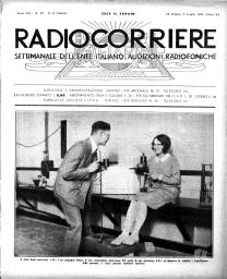 Anno 1932 Fascicolo n. 26