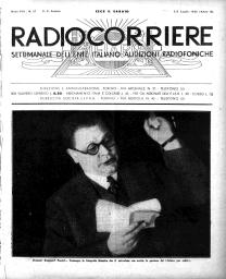 Anno 1932 Fascicolo n. 27