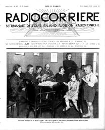 Anno 1932 Fascicolo n. 29