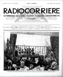 Anno 1932 Fascicolo n. 30