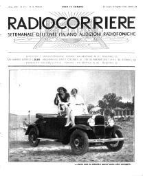Anno 1932 Fascicolo n. 31