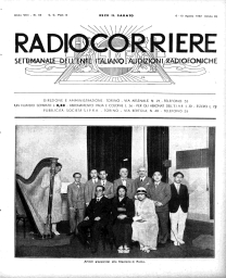 Anno 1932 Fascicolo n. 32