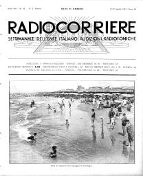 Anno 1932 Fascicolo n. 33