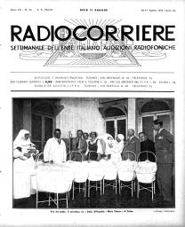 Anno 1932 Fascicolo n. 34