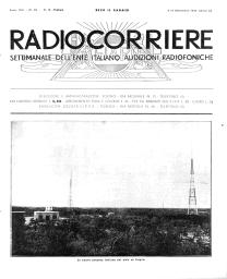 Anno 1932 Fascicolo n. 36