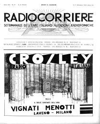Anno 1932 Fascicolo n. 37