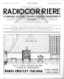 Anno 1932 Fascicolo n. 38