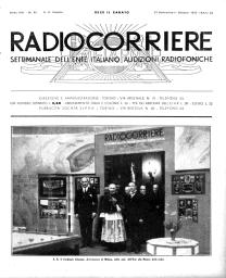 Anno 1932 Fascicolo n. 39