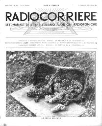 Anno 1932 Fascicolo n. 40