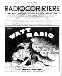 Anno 1932 Fascicolo n. 52