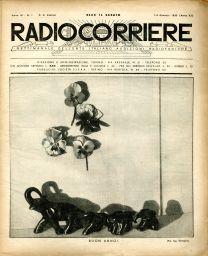 Anno 1933 Fascicolo n. 1