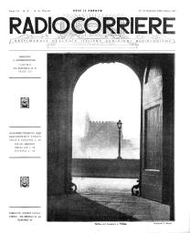Anno 1933 Fascicolo n. 3