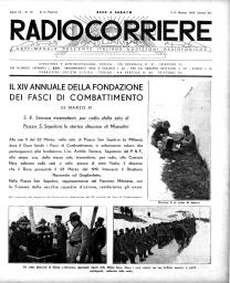 Anno 1933 Fascicolo n. 10