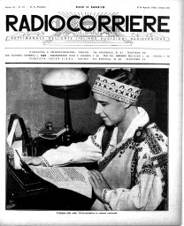 Anno 1933 Fascicolo n. 15