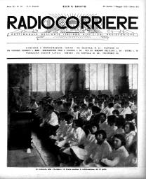 Anno 1933 Fascicolo n. 18