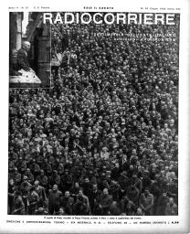 Anno 1933 Fascicolo n. 25