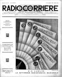 Anno 1933 Fascicolo n. 27