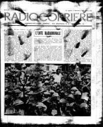 Anno 1933 Fascicolo n. 35