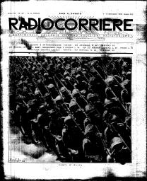 Anno 1933 Fascicolo n. 36