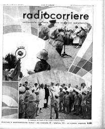 Anno 1933 Fascicolo n. 37