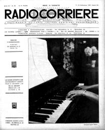 Anno 1933 Fascicolo n. 38