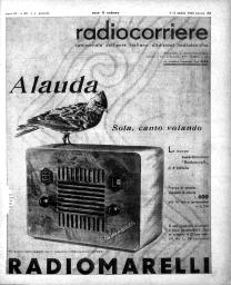Anno 1933 Fascicolo n. 40