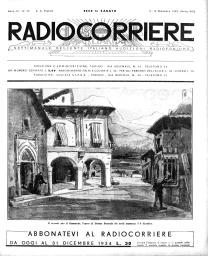 Anno 1933 Fascicolo n. 49