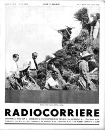 Anno 1934 Fascicolo n. 29