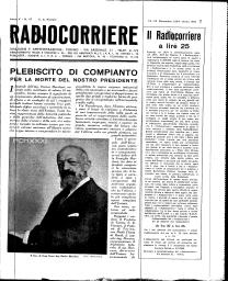 Anno 1934 Fascicolo n. 47