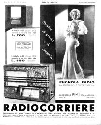 Anno 1935 Fascicolo n. 19