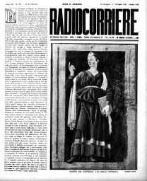 Anno 1935 Fascicolo n. 22