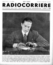 Anno 1935 Fascicolo n. 27