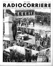Anno 1935 Fascicolo n. 37