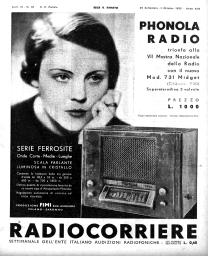 Anno 1935 Fascicolo n. 40