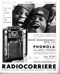 Anno 1935 Fascicolo n. 50
