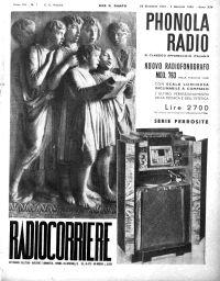 Anno 1936 Fascicolo n. 1