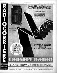 Anno 1936 Fascicolo n. 5