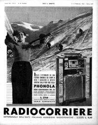 Anno 1936 Fascicolo n. 6