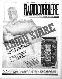 Anno 1936 Fascicolo n. 7