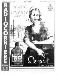 Anno 1936 Fascicolo n. 14