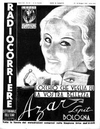 Anno 1936 Fascicolo n. 22
