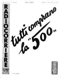 Anno 1936 Fascicolo n. 27