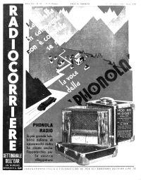 Anno 1936 Fascicolo n. 28