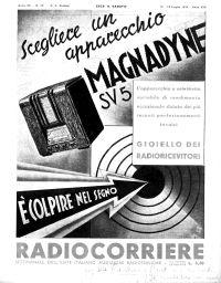 Anno 1936 Fascicolo n. 29