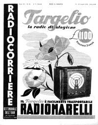 Anno 1936 Fascicolo n. 30